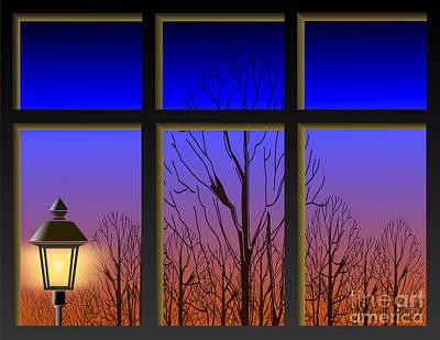 The Window II Poster
