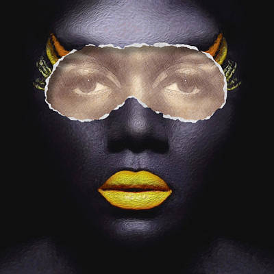 Thin Skinned Yellow Poster