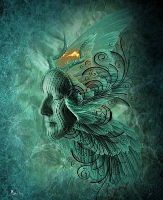 Thinking Deep  Poster