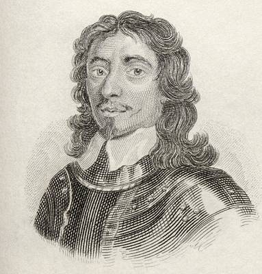 Thomas Fairfax, 3rd Lord Fairfax Of Poster by Vintage Design Pics