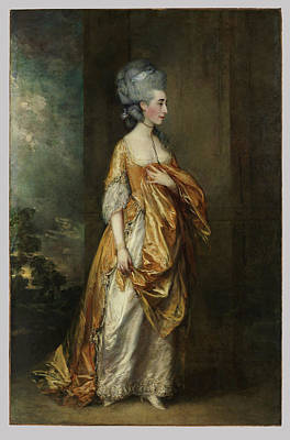 Thomas Gainsborough Poster