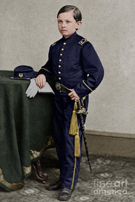 Thomas Tad Lincoln IIi Son Of President Abraham Lincoln 20170520 Poster