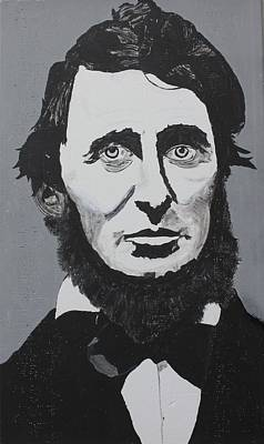Thoreau Poster