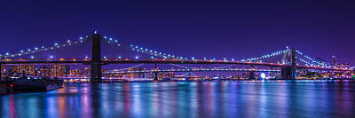 Three Bridges Poster