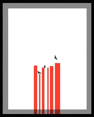 Three Little Birds Poster