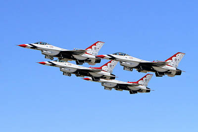 Tight Formation Poster by Shoal Hollingsworth