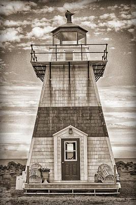 Tignish Shore Lighthouse Poster