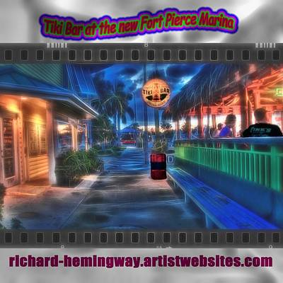 Tiki Time Live From Fort Pierce Poster