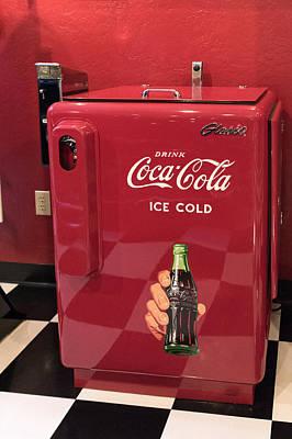 Time For A Break - Coke Poster by Jon Berghoff