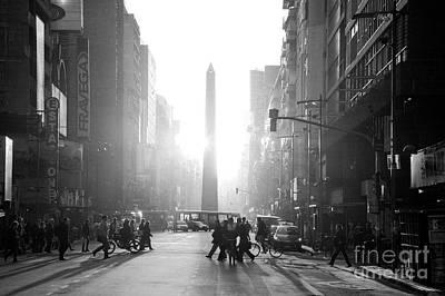 Timeless Buenos Aires Poster by Bernardo Galmarini