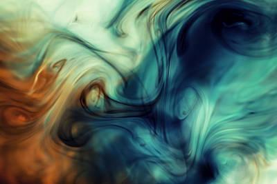 Timeless Swirls.. Poster