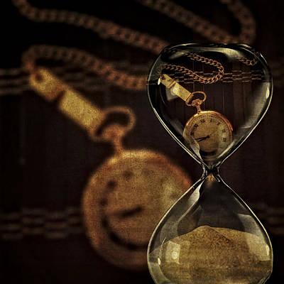 Timepieces Poster by Susan Candelario