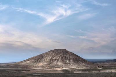 Tindaya - Fuerteventura Poster by Joana Kruse