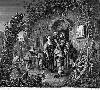 Tinker, 17th Century Poster by Granger