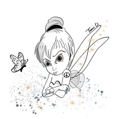 Tinky Poster