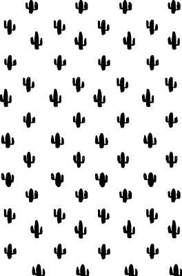 Tiny Cactus Poster