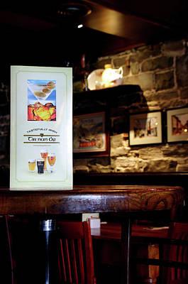 Tir Nan Og, Tastefully Irish Poster
