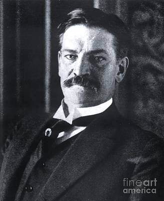 Titanic Passenger Colonel Archibald Gracie Iv Poster by The Titanic Project