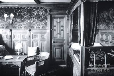 Titanic's First Class Bedroom B64. Poster