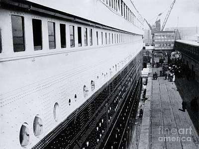 Titanic's First-class Gangway Poster