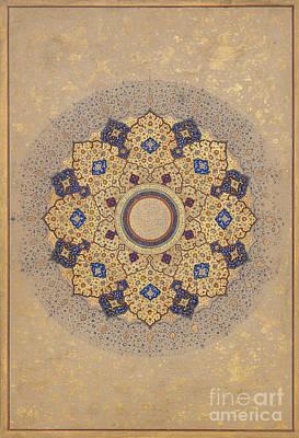 Titles Of Sha Jahan Poster