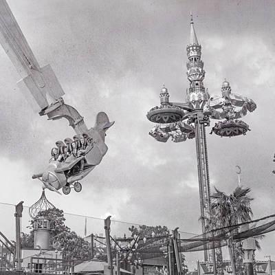 Tivoli Fly And Spin  Poster
