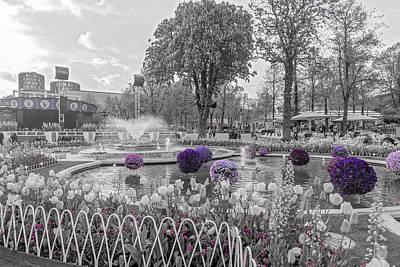 Tivoli Gardens Singled Out Poster