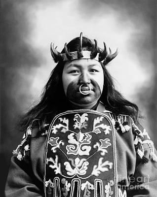 Tlingit Native American, C1906 Poster by Granger