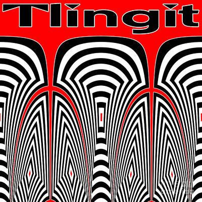 Tlingit Tribute Poster