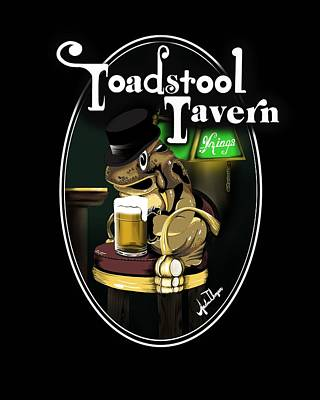 Toadstool Tavern  Poster