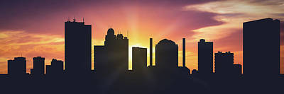 Toledo Sunset Usohto-pa01 Poster