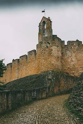 Tomar Castle, Portugal Poster