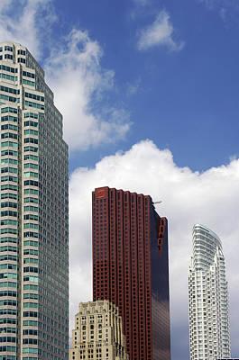 Toronto Towers Poster