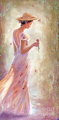 Toujours De Fleurs Poster
