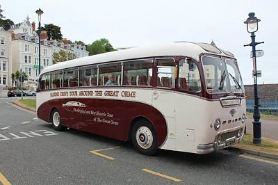 Tour Bus Poster