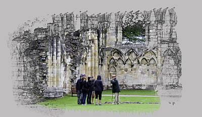 Touring York Poster