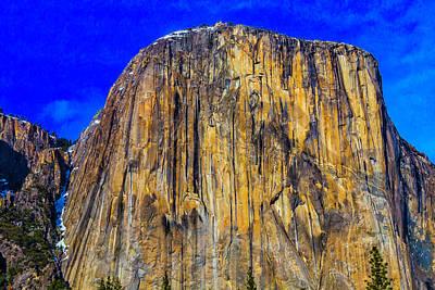 Towering El Capitan Poster