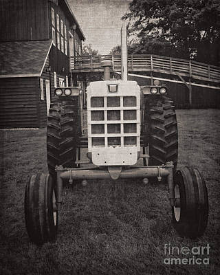 Tractor Poster by Emily Kay