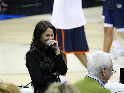 Tracy Wolfson Bill Raftery II Poster by Robert Yaeger