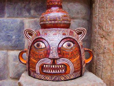 Traditional Ceramic Pot  Poster