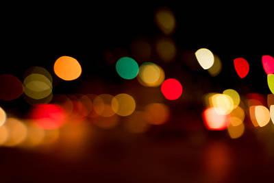 Traffic Lights Number 11 Poster by Steve Gadomski
