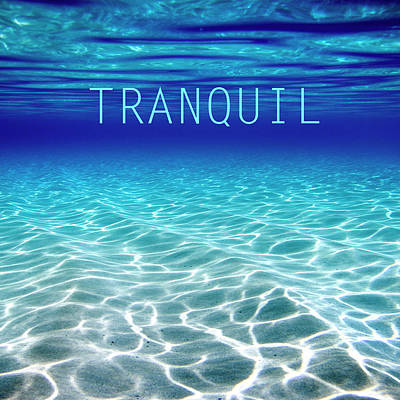 Tranquil. Poster