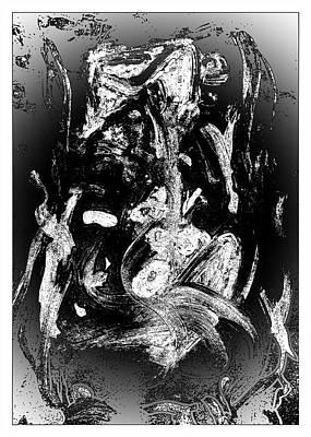 Transmutation Poster by Krzysztof Spieczonek