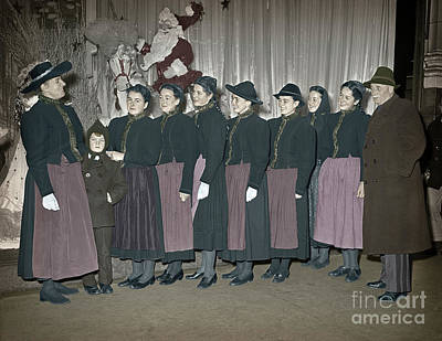 Trapp Family Singers 1945 Poster
