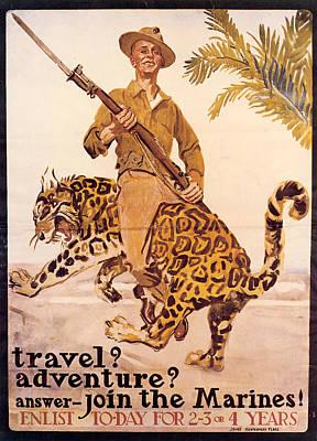 Travel? Adventure? Poster