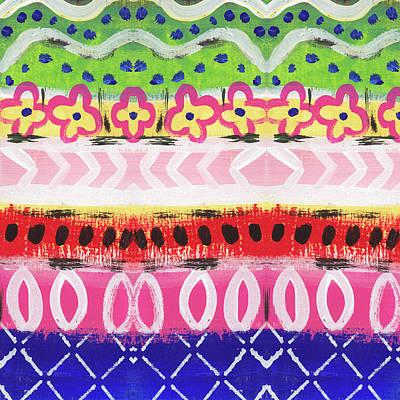 Southwest Jubilee- Art By Linda Woods Poster