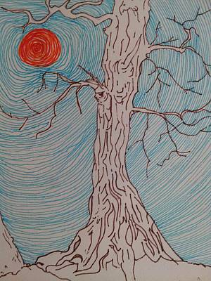 Tree 3 Poster by William Douglas