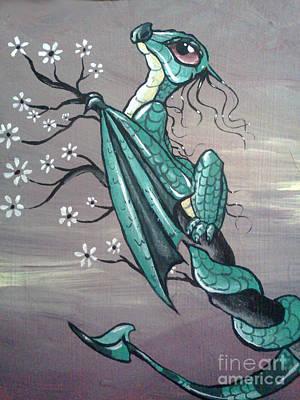 Tree Dragon II Poster