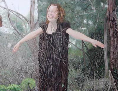 Tree Girl Poster