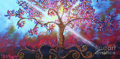 Treevelation Poster